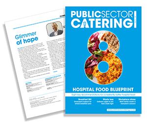 Public Sector Catering November