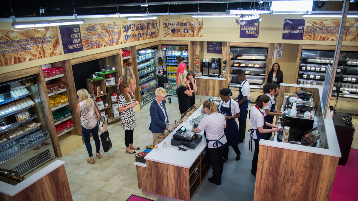 Restaurant design associates partners with kudos caterers