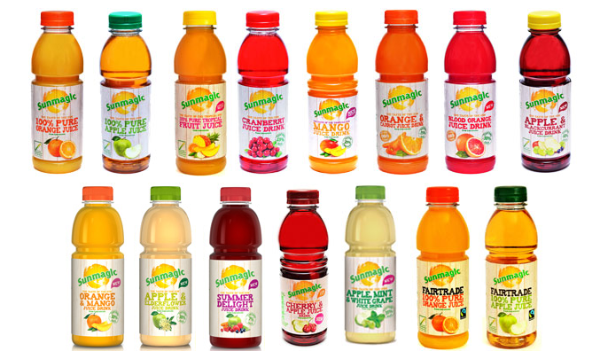 Fruit puree brands