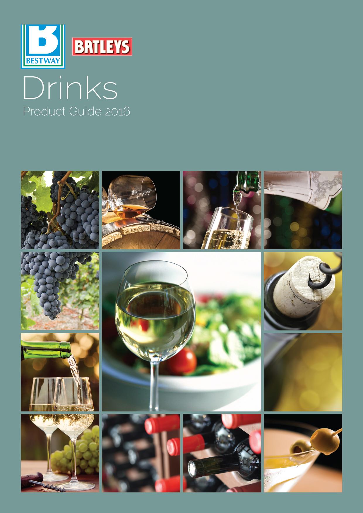 Bestway Wholesale Releases Premium On Trade Drinks Guide
