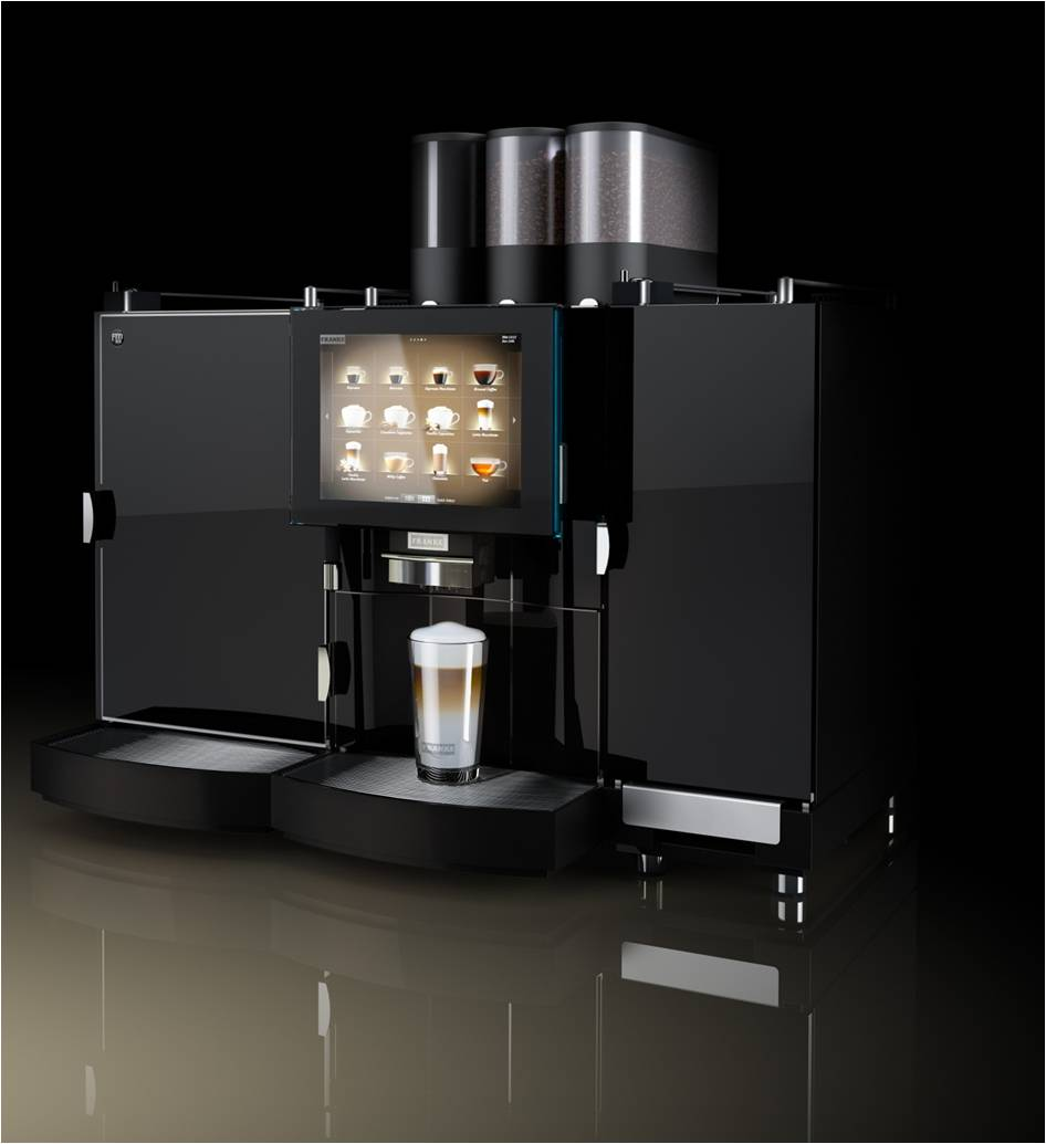 Franke coffee systems sets high standard with its new New coffee machine