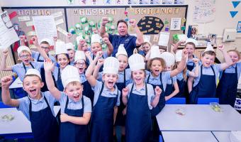 Essential Cuisine and Brakes inspire next generation of chefs during British Food Fortnight