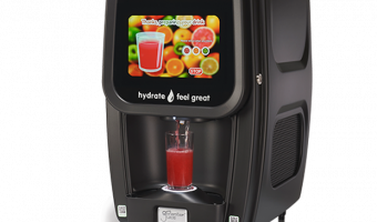 Generation Juice introduces eco-friendly T300 hydration station
