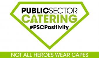 public sector catering positivity