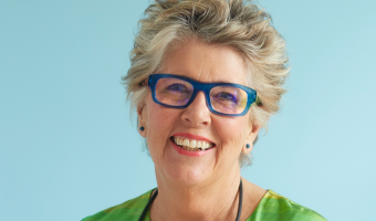 prue leith bake off school food hospitals packed lunches public sector catering expo