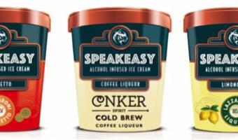 Speakeasy Ice Creams have announced three new flavour collaborations with award-winning craft alcohol brands,