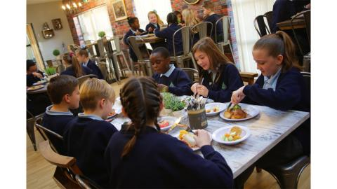 "Manage ""Hot School Meals - Time to turn up the heat"""