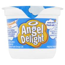 Premier Foods launches Angel Delight ready to eat pots