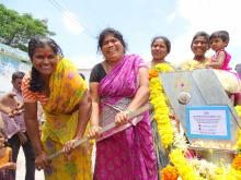 Compass Group reaches charitable clean drinking water milestone
