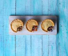 Midland Chilled Food launches vegan pies