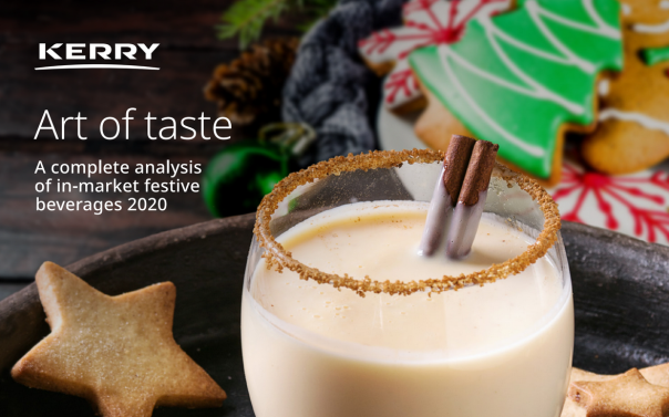 kerry festive beverage flavour trends