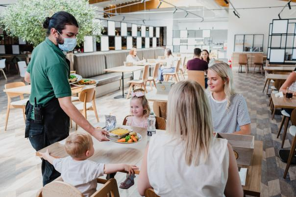 dobbies eat out to help out restaurant