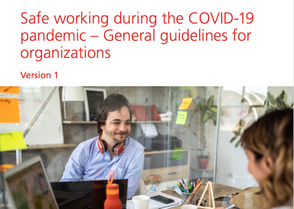 british standards institute covid-19 business guidelines